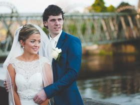 wedding couple West Cork